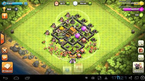 coc auto layout clash of clans layout cv 5 cl 195 doovi