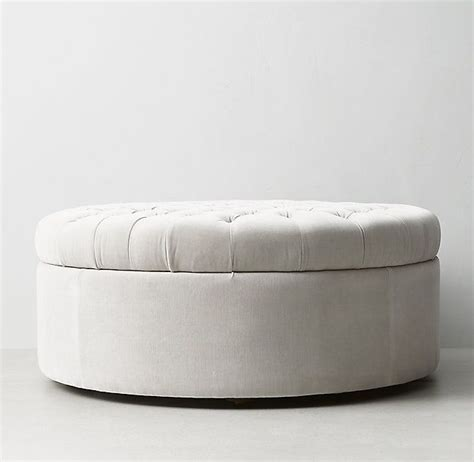 how to make a large round ottoman 17 best ideas about round storage ottoman on pinterest