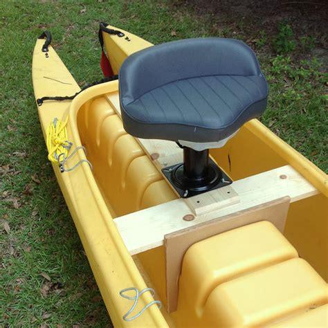 canoe swivel seats image gallery kayak seat for boat