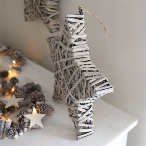 willow decorations willow decoration by lilly notonthehighstreet