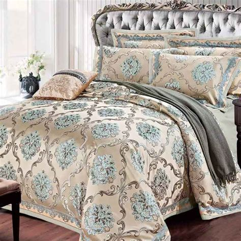 Warehouse Bedding Sets Aliexpress Buy Luxury Bedding Set New Designer Bedding Sets Bed Sheet Jacquard Bedding