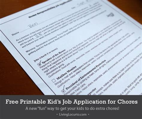 childrens place printable job application 17 best ideas about printable job applications on