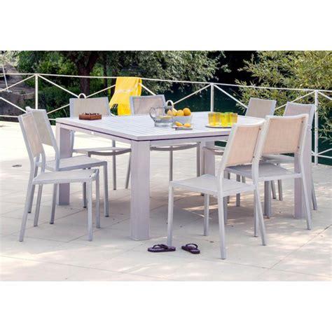 Exceptionnel Table De Jardin Alu #2: Table-de-jardin-carree-fiero-en-aluminium-160x160x74cm-grege---proloisirs-pwtlqraow.jpg