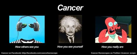 I Have Cancer Meme - funny cancer meme zodiac memes pinterest cancer
