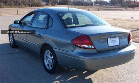 2006 ford taurus sel review 2006 ford taurus sel rims