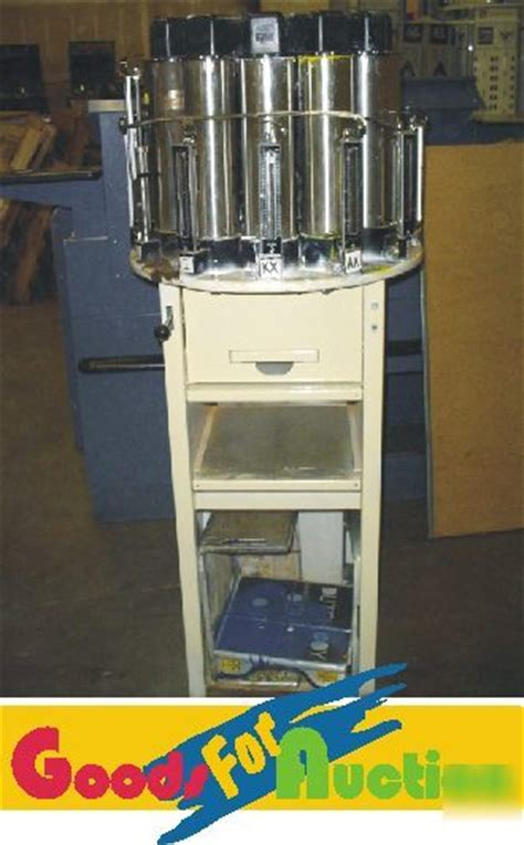 harbil paint color dispenser 12nsc87 with stand