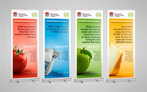 Coates Design by Love Food Waste Campaign Identity Sheldon Davies