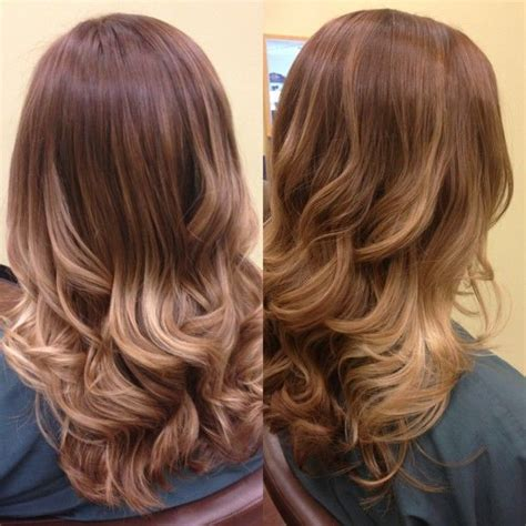 does hair look like ombre when highlights growing out 19 best images about melts on pinterest colors ombre