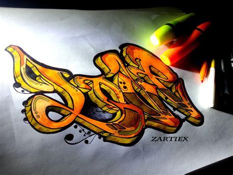 Color Me Graffiti 2 imagenes de graffitis dibujos a color