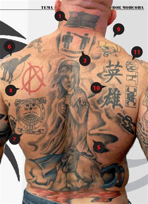 jeff monson tattoos mma fighter jeff monson quot the snowman quot special tattoos