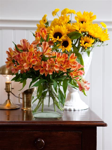 fall floral decorations interior design styles and color schemes for home