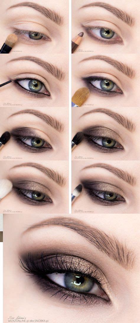 Tutorial Eyeshadow Wardah Seri D les 25 meilleures id 233 es de la cat 233 gorie maquillage soir 233 e sur maquillage pour les