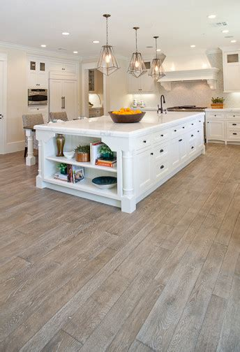 Oc Kitchen And Flooring by Custom White Oak Hardwood Floors Traditional Kitchen
