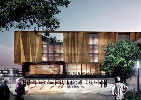 Schmidt Hammer Lassen Architects Releases Vision For Architectural Designer Christchurch