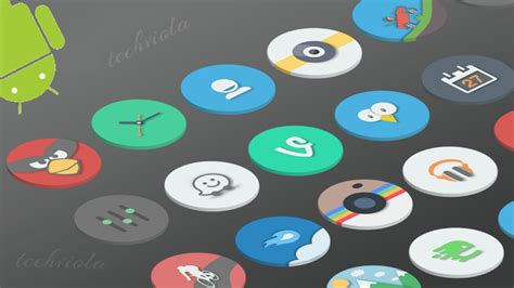 android icon pack 10 best icon packs for android tech viola