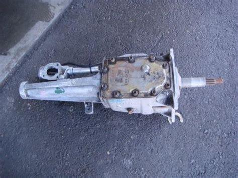 mustang 4 speed transmission ebay
