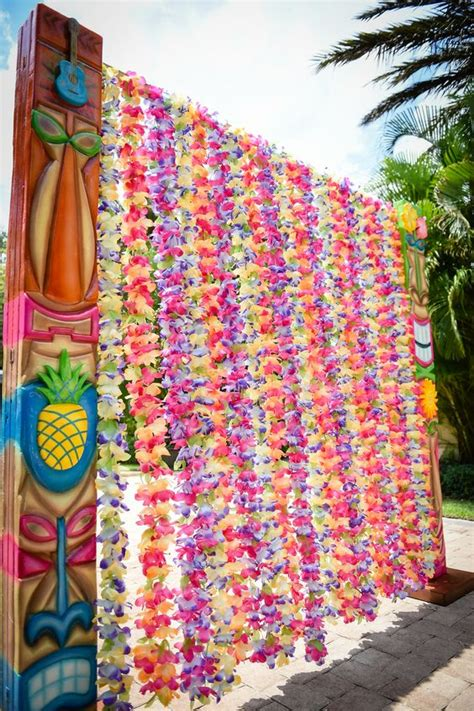 Hawaiian Decorations Ideas by 1000 Ideas About Hawaiian Decorations On