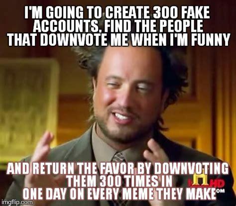 Meme Gag - ancient aliens meme imgflip