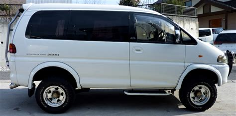 1996 mitsubishi delica space gear review website of