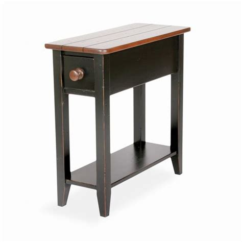 narrow accent table marvelous small night tables 4 very small narrow accent