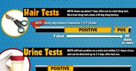 Do Urine Detox Workon Saliva Tests by Test Detection Times For Methhetamines Using A
