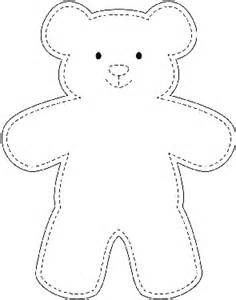 teddy sewing template sle teddy template wikihow quilting