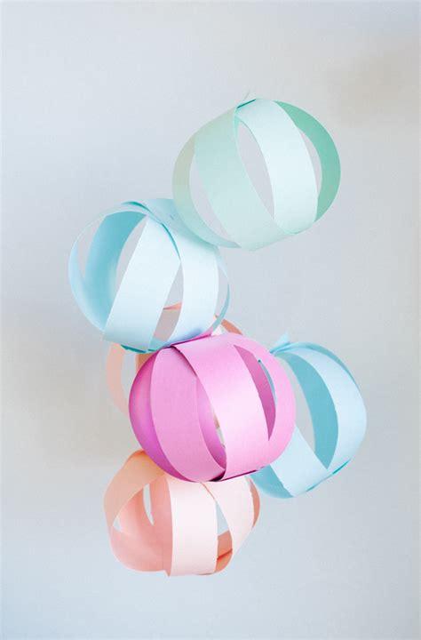 Paper Balls - pretty paper balls a subtle revelry