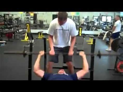 heaviest bench press in the world heaviest bench press attempt funny d youtube