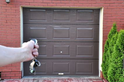 Securing A Garage Door by How Securing Your Garage Will Benefit Your Home Security