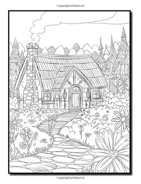 Amazon.com: Little Red Riding Hood: A Fairy Tale Coloring