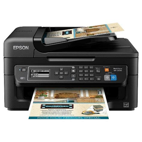 Printer 3 In 1 epson workforce wf 2630 wireless all in one printer target