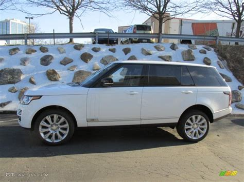 land rover supercharged white fuji white 2015 land rover range rover supercharged