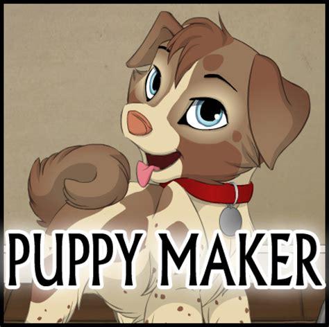 puppy maker puppy maker by kamirah on deviantart
