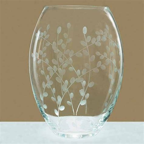 Etched Glass Vases pin by larissa paule carres on gift ideas