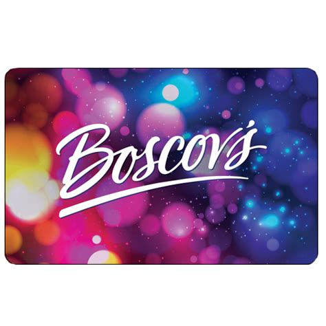Can You Use E Gift Cards In Store - e gift cards from boscov s boscov s