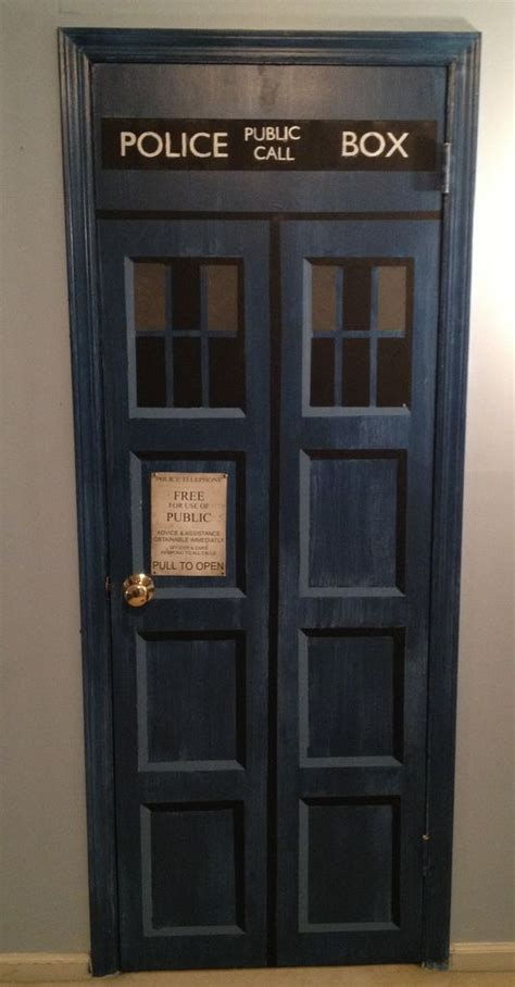doctor who bedroom door doctorwho diy door project for the laundry room which