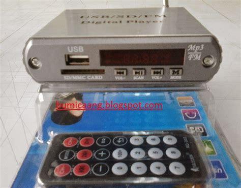 Stopkontak 3 Soket Terminal Isi 3 Plus Kabel Dan Saklar paket mp3 player plus radio fm rd005 elektronika bersama