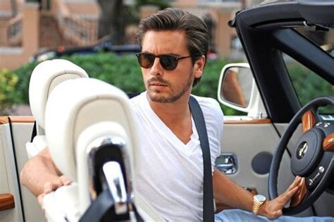 Disick Hairstyle by The Timeless Slicked Back Hairstyle