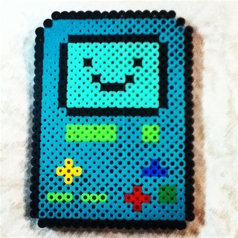 best hama 17 best images about perler adventure time on