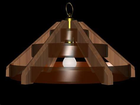 3d Light Fixtures Wood Pendant Light Fixture 3d Model 3dsmax 3ds Files Free Modeling 17268 On Cadnav