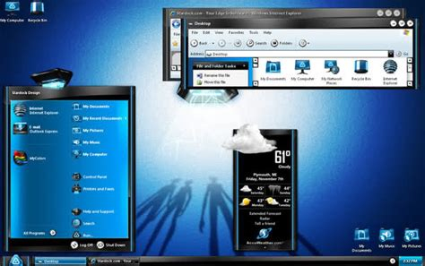 windowblinds theme windows interface blog