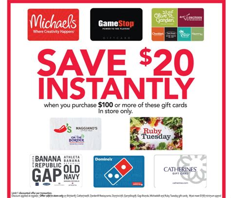 Office Depot Gamestop Gift Card - expired 20 off 100 on gift cards at office max depot combine with 10 off 50