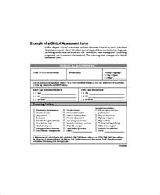 needs assessment template for social workers social work assessment form 7 exles in word pdf