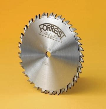 forrest finger joint blade set wood magazine