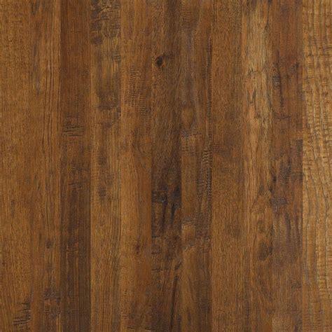 Shaw Engineered Hardwood Shaw Take Home Sle Western Hickory Espresso Engineered Hardwood Flooring 3 1 4 In X 10