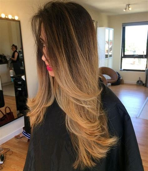 what to dye your hair when its black sleek and sexy hair beauty with ombre straight hair