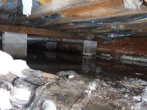 Standing Water In Floor Drain by Drain System Sump Pumps Joist And Beam