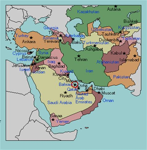 russia and middle east map quiz test your geography knowledge middle east capitals