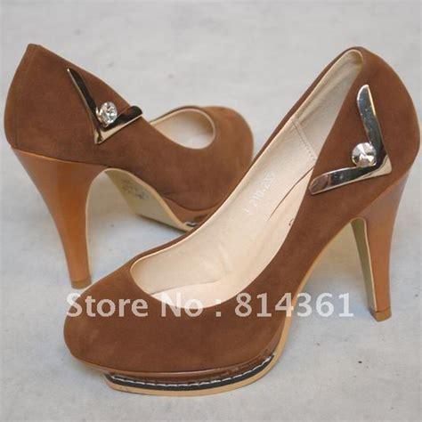 Best Seller Sepatu Wanita Wedges Boots Platform best selling new arrival shoes platform waterproof pumps shoes high heels free shipping