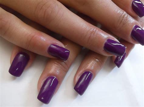 imagenes uñas decoradas 2011 u 241 as acr 237 licas moradas ohprettynails